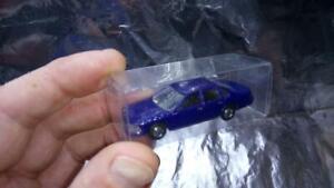 * Busch Blue Chevrolet Caprice  HO 1:87 Scale