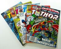 Marvel THOR THE MIGHTY (1992) #445 446 448 449 450 Lot VF/NM (9.0) Ships FREE!
