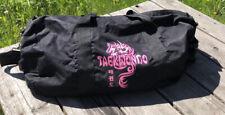 Vision Martial Arts Duffle Bag Pink Black Tae Kwon Do Korean Dragon Karate