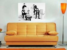 "THE NEIGHBOURHOOD 35""X25"" MOSAIC TILE WALL POSTER NBHD Jesse Rutherford"