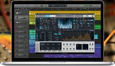 Logic Pro X 10.2.4 Genuine + 40gb Samples + NI Massive + Tutorial Videos