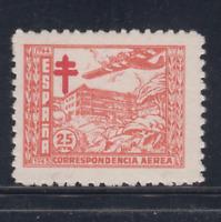 ESPAÑA (1944) NUEVO SIN FIJASELLOS MNH - EDIFIL 988 (25 cts) TUBERCULOSOS LOTE 3