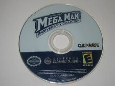 Mega Man Anniversary Collection (Nintendo GameCube, 2004) Disc Only