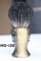 Wow Haryali London Puro Pennello Da Barba IN Tasso Nuovo Prodotto IN Inghilterra