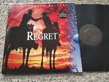 "NEW Order-regret 12"" vinile discoteca Us Remix"