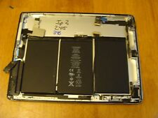 Apple iPad 2 WIFI Case Rear Cover Battery, Speaker,Battery,Cameras, Buttons 348