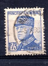 Monaco (2619) 1938 1f 75 Blue used  Prince Louis 11 Sg170