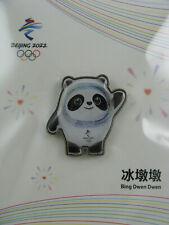 2022 BeiJing Winter Olympic Games Mascot Pin Bing DwenDwen 冰墩墩