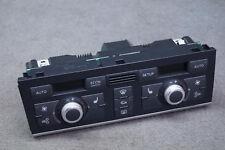 Audi A6 4F C6 Klimabedienteil Klimatronic PLUS 4F1820043AG 4F0910043A Schwarz /D