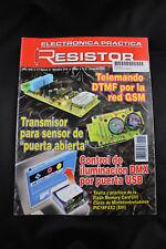Revista Electronica Practica RESISTOR nº 214   Año 2006