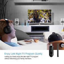 Bluetooth 4.1 Wireless Audio Adapter Transmitter USB A2DP Musik Sender Für PC TV