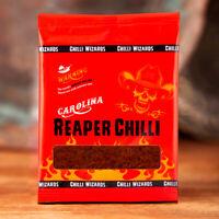 Carolina Reaper Chilli Powder - Worlds Hottest Chilli Powder - 100% Reaper 25g