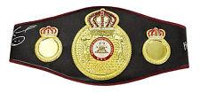 Encadrée imprimer-wba world boxing association ceinture (photo affiche fighting mma)