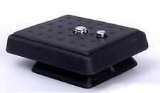 Giottos Quick Release Plate 6E01 for MV and VT series tripods