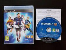 Handball 16 - PlayStation 3 - Very Good Condition - VERY RARE, English - 2016