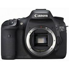 USED Canon EOS 7D 18.0MP Digital SLR Camera - Black (Body Only) Excellent FREESH