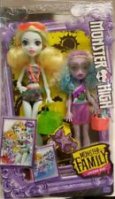Monster High Lagoona Blue Family Dolls 2pk  ~New & Unopened~