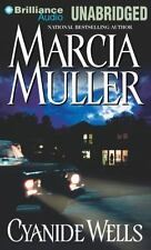 Cyanide Wells by Marcia Muller (2012, CD, Unabridged)