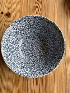 BLUE and WHITE BOWL - made In Japan