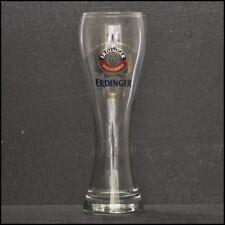 3 Erdinger German Lager Pint Beer Glasses - 0,5L - 25cm - NEW