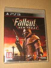 Fallout New Vegas ps3 PS 3 Nuovo/Scatola Originale USK 18