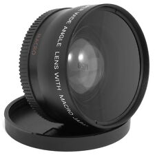 Wide Angle Macro Close Up Lens for Canon 1100D 700D 600D 18-55mm 55-250m LF37