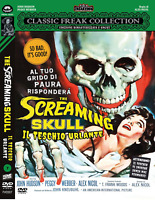 The Screaming Skull - Il Teschio Urlante (DVD - Classic Freak Coll) Freak Video