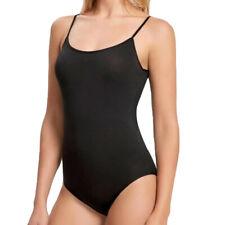 2 Stück Body Spaghettiträger Damen Body Ärmellos Top Bodysuits 303/249/248