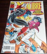 Comic Book. XCalibre 2 The Age of Apocalypse