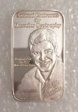 Jerry Lewis Greathouse Productions 999 SILVER ART BAR 1 Troy Oz COLLECTABLE