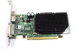 DELL Ux563 ATI Radeon X1300 128 Mo DVI Sortie TV PCI-E Carte vidéo Ux563