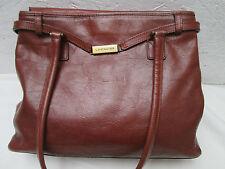 AUTHENTIQUE  sac à main LANCASTER     cuir TBEG vintage bag