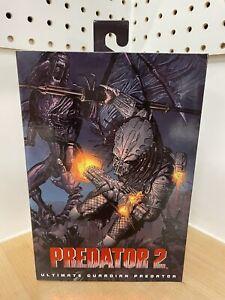 PREDATOR 2 ULTIMATE Guardian Predator NECA NEW 7 inch