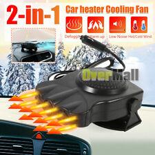 Best Car Heater Fan Swivel Auto Camping ATV Golf Cart Tent Picnic Stove 12V New