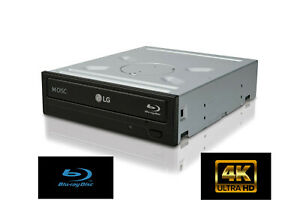 NEW LG WH14NS40 1.02 4K UHD friendly Blu-ray drive. 14X speed