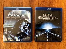 Star Wars Trilogy (3 Movies) & Close Encounters of the Third Kind [Blu-ray]