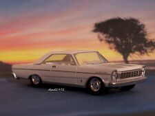 1965 65 FORD GALAXIE 500 COUPE 1/64 SCALE COLLECTIBLE DIECAST DISPLAY / DIORAMA