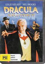 DRACULA DEAD & LOVING IT (1996 Leslie Nielsen) - DVD - UK Compatible