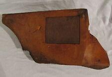 PORSCHE 914 PASSENGER FOOT WELL SUPPORT FOAM INSERT '75-'76