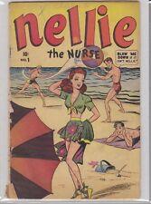 NELLIE THE NURSE COMICS # 1