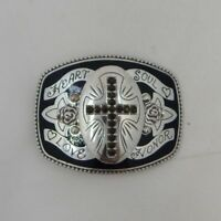 Brighton HEART and Soul Belt Buckle New