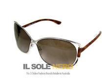 Tom Ford Designer Metal & Plastic Frame Sunglasses for Women
