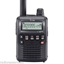 Icom Ic-R6 Sport 0.1-1309.995Mhz Scanning Receiver Scanner Police Fire Ems