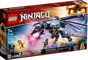 LEGO Ninjago 71742 - Le dragon d'Overlord (Overlord Dragon)