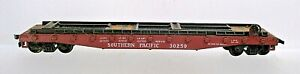 SOUTHERN PACIFIC 50' FLAT CAR-HO SCALE