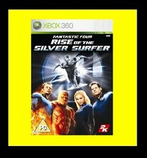 Fantastic Four: Rise of the Silver Surfer Xbox 360 PAL Brand New