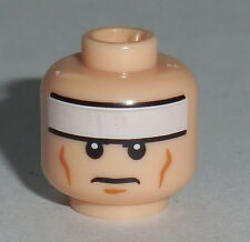 HEAD MF013 Lego Male White Strip on Forehead Batman/Wayne NEW Genuine Flesh