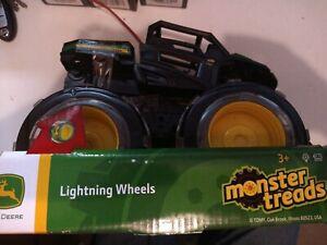 John Deere Gator w/ Monster Treads Lightning Wheels