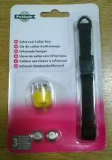 NEW IN BOX. PETSAFE 580 CAT COLLAR FOR USE WITH INFR-RED CAT FLAP. CHARITY SALE