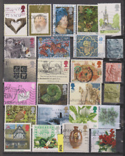 #06 ROYAUME UNI UNITED KINGDOM ANGLETERRE lot timbres oblitérés used stamps